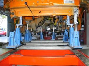 Dell Auto body hydraulics